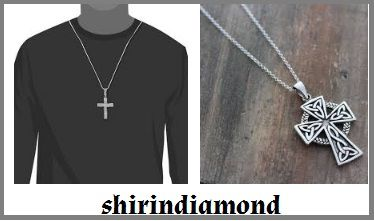 Shop our wide selection of sterling silver necklace for men.