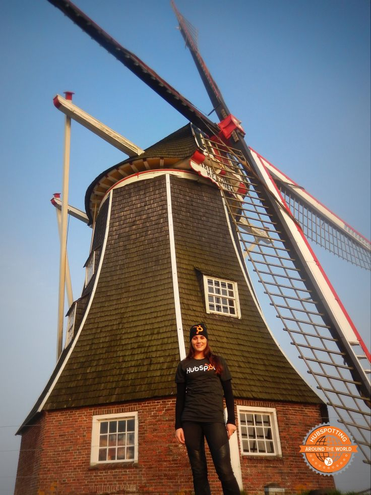 Leonie is an inbound marketer at Heuvel Marketing in the Netherlands, see her #hubspotting here!