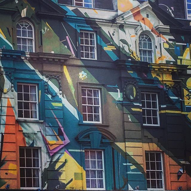 #art #view #urban #building #london #architecture #urbanart #followme #igers #ig_captures #ig_europe #instagood #design #street