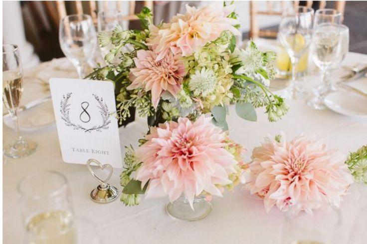 Svadobné trendy 2015, kvety, dálie