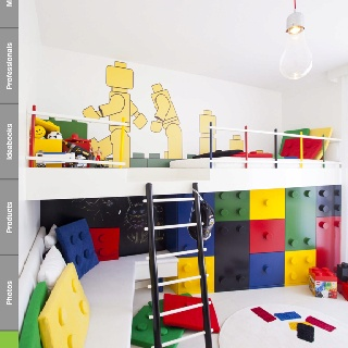 Charming Lego Bedroom   My 11 Year Old Would Have Loved This 5 Years Ago, In Idea