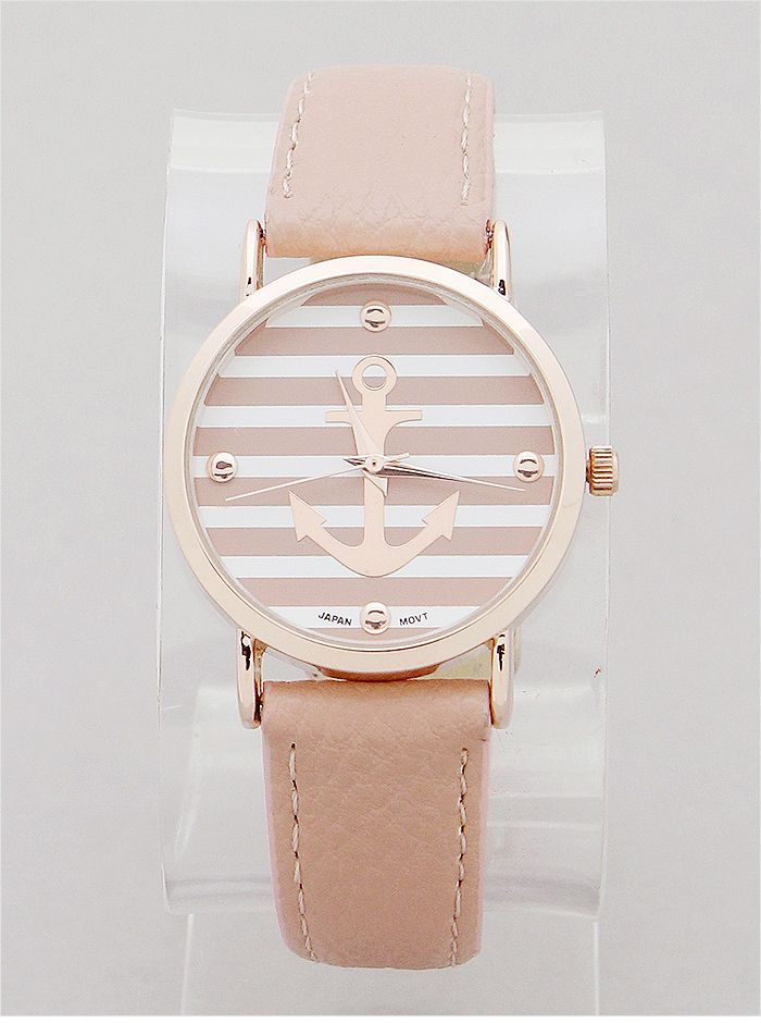 Make time fashionable by putting on this gorgeous watch! $29.50 Nice!