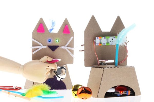 STEM/STEAM littleBits: Lego-like Circuit Kits for Kids (via new startups ideas & news)