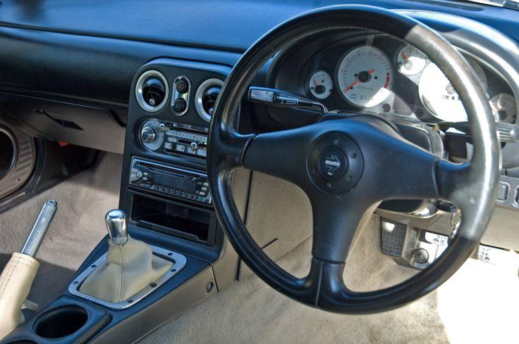 Mazda MX5, Eunos & RX7 for sale: New Import: Eunos VR-Ltd 1.8 - Wine Red
