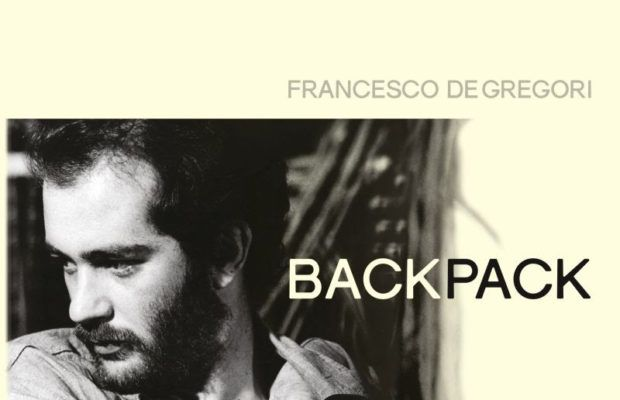 Francesco De Gregori: è uscito il box BackPack