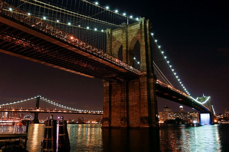 10Best: Beautiful Bridges: Slideshows Photo Gallery by 10Best.com - Brooklyn Bridge, New York