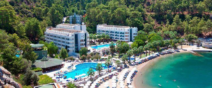 Hotel Turunc Marmaris #Turcja #Turkey