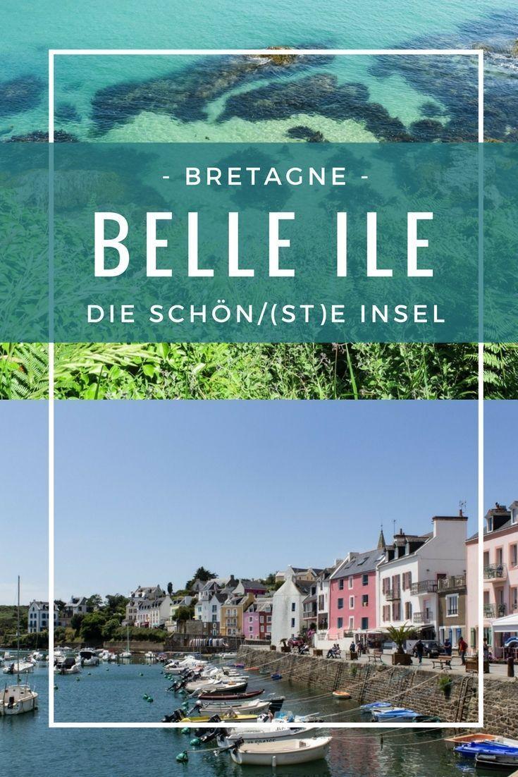 Belle-Ile – die schön(st)e Insel im Süden der Bretagne
