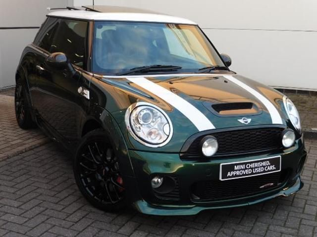 mini cooper jcw green r56 mini cooper sport car. Black Bedroom Furniture Sets. Home Design Ideas