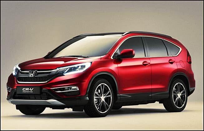 2016 Honda CRV Name Trend Sport/Utility