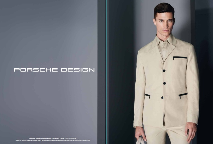 Have you seen the latest Porsche Design ad featuring our Spring/Summer 2013 Collection in GQ South Africa...what do you think?