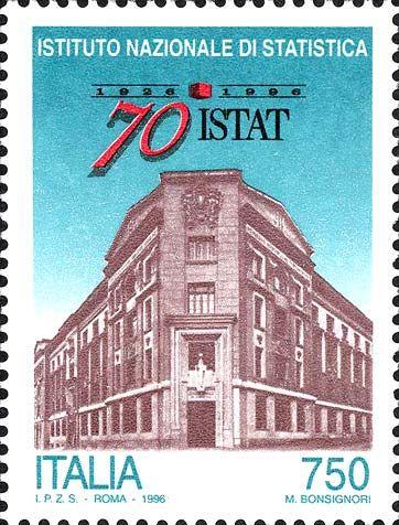 1996 - 70° anniversario della fondazione dell'Istituto ...