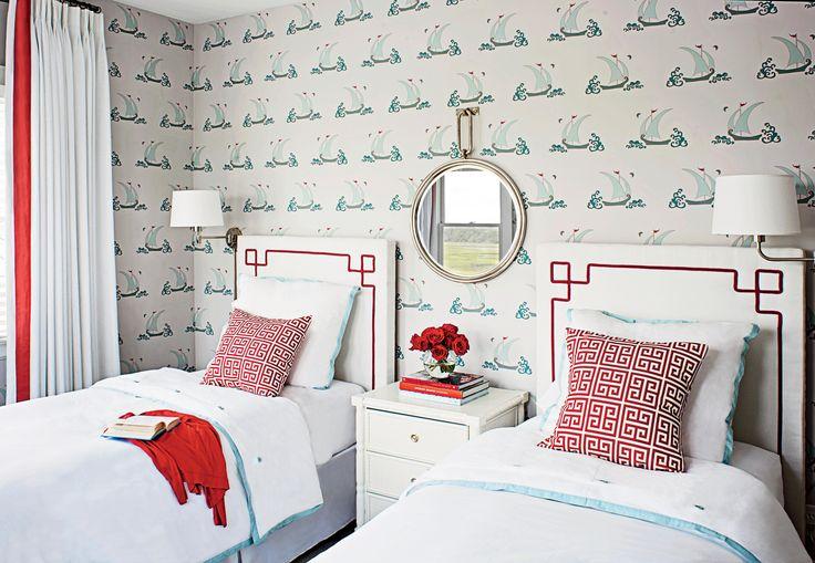 10 Coastal Wallpapers We Love