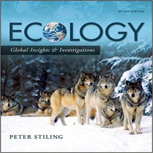 Ecology Global Insights And Investigations 2nd Edition By