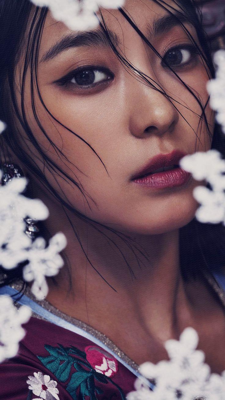 Kpop Sistar Summer Girl Face Music iPhone 6 wallpaper