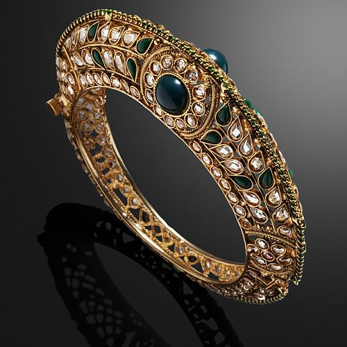 Indian jewellery - Solanki Bangle from Bees