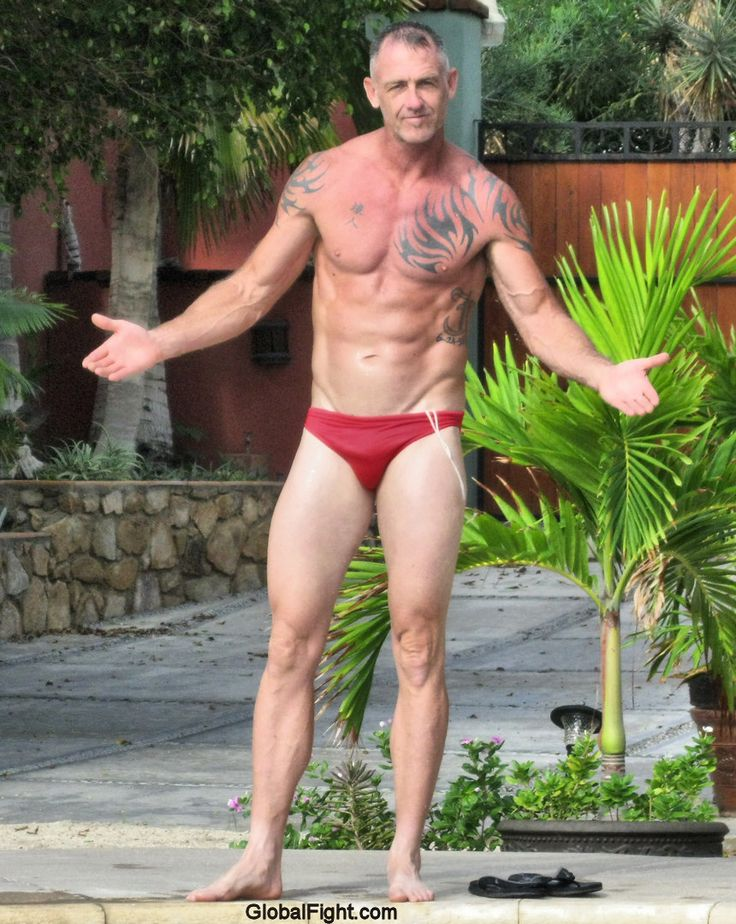gay pool party pictures | Musclemen Bodybuilders Hairy ...