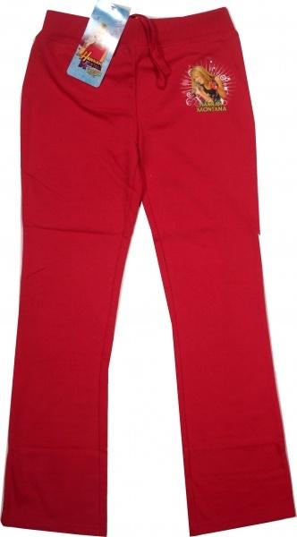 Pantalon oficial Disney cu Hannah Montana, 50% bumbac, 50% poliester.