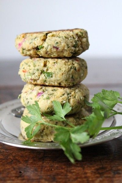 Dag 22: Zaterdag   recept falafel!