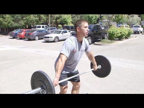 Snatch Practice with Dan Bailey - YouTube