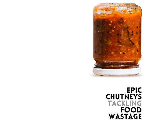 Eat Me Chutneys : Socially Good Jars'