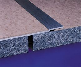 Nystrom Interior Floor Expansion Joint Covers