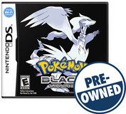 Pokémon Black Version - PRE-Owned - Nintendo DS, Multi