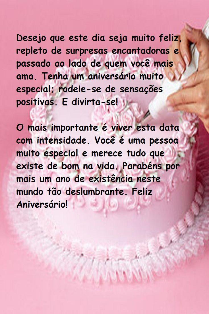 Ideia Por Jocieide Santos Em Desejando Feliz Aniversario