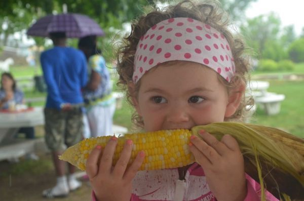 "You've tasted Long Island's ""sweetest"" corn at Harbes Farm"