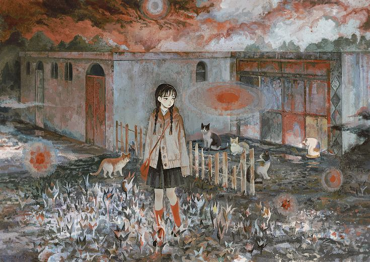 Jun Kumaori - Empty Kingdom - Art Blog