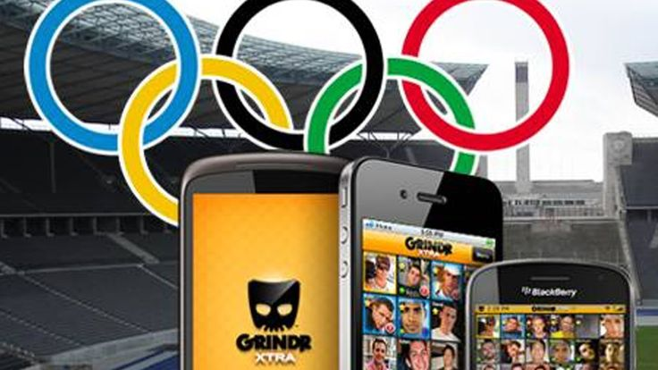 Reporter Uses Grindr To Out Olympic Athletes