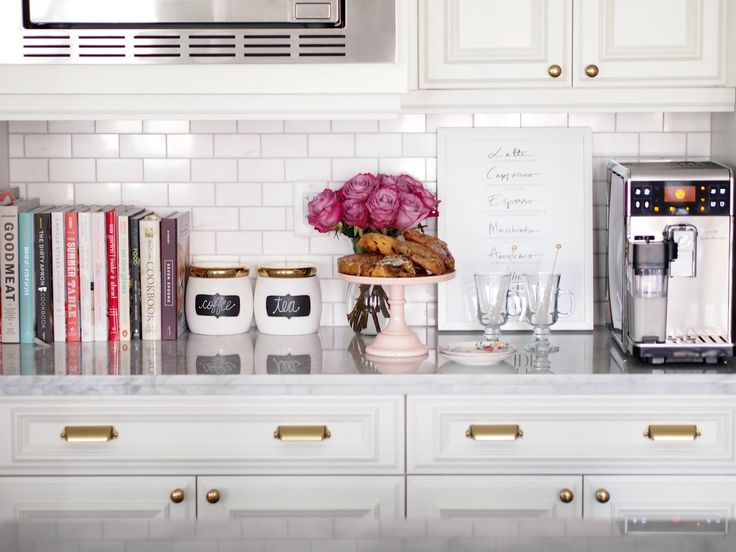 Lovely 10 Ways To Style Your Kitchen Counter Like A Pro