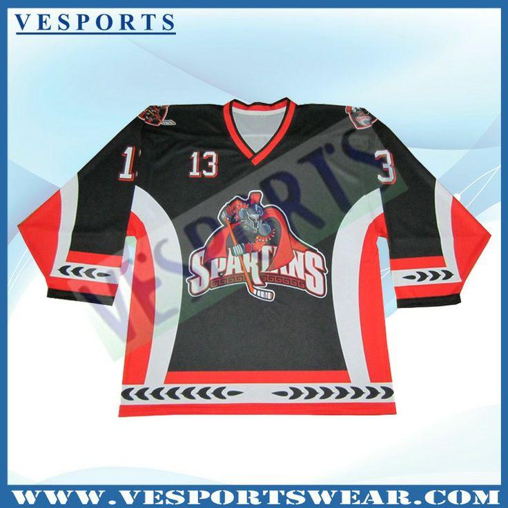 New Designed Youth Inline Hockey Team Jerseys,ice hockey wear