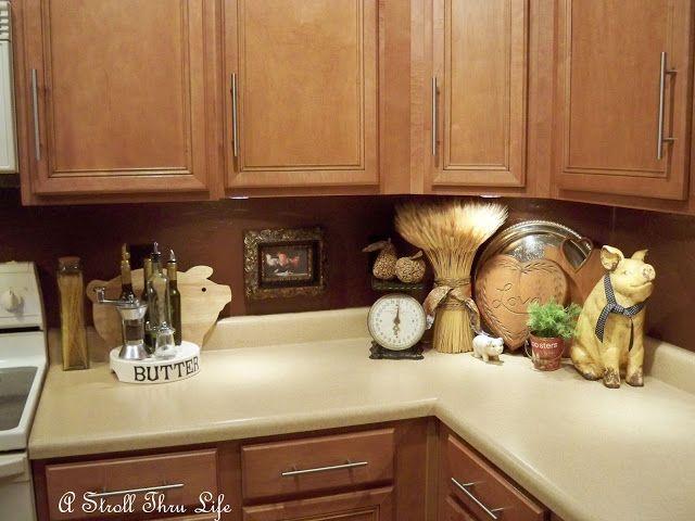Amazing Pig Kitchen Theme