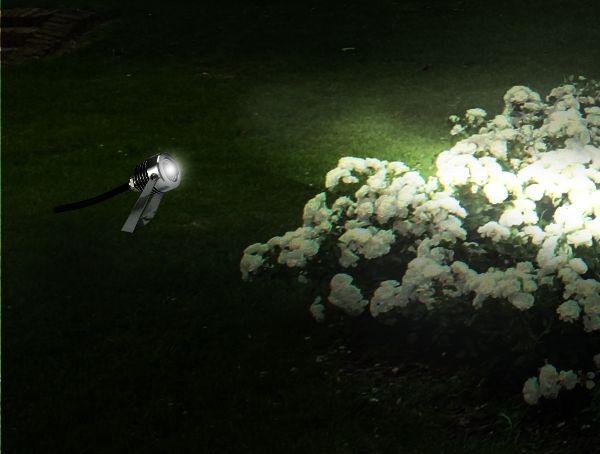 Faretti RGB | Come Illuminare un Giardino