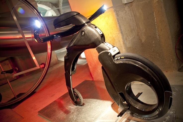Yike Bike, la bici eléctrica del futuro
