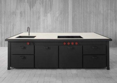 Più di 25 fantastiche idee su Lavello Nero su Pinterest  Design cucine, Mensole sospese cucina ...