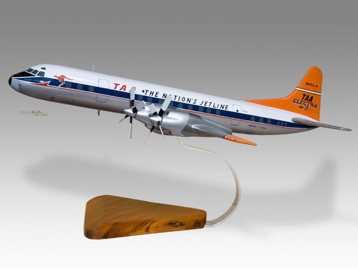 TAA Lockheed Electra