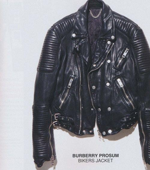 the perfect biker jacket