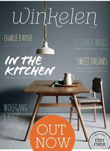 Winkelen - Australian online homewares digital magazine