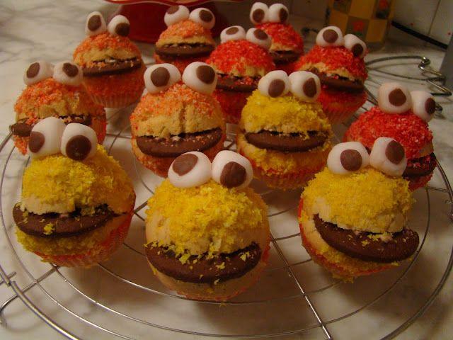 Cookie monsters, troppo belli!