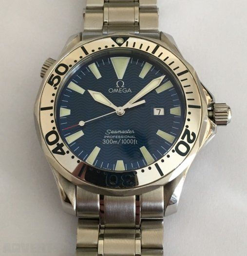 Omega Seamaster Professional Watch Ref 22658000 For Sale in Dublin 2, Dublin from Alastair Davis Jewellery & Watch Consultant