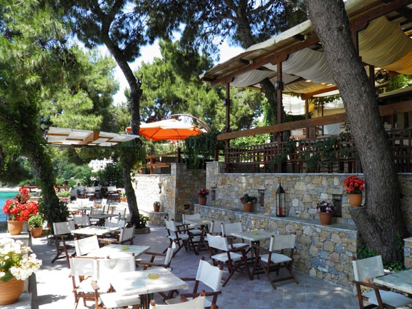 Alonissoshotels.gr   Λίθος Καφέ Αλόννησος  Lithos Cafe Alonissos