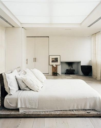 Perfect zen bedroom