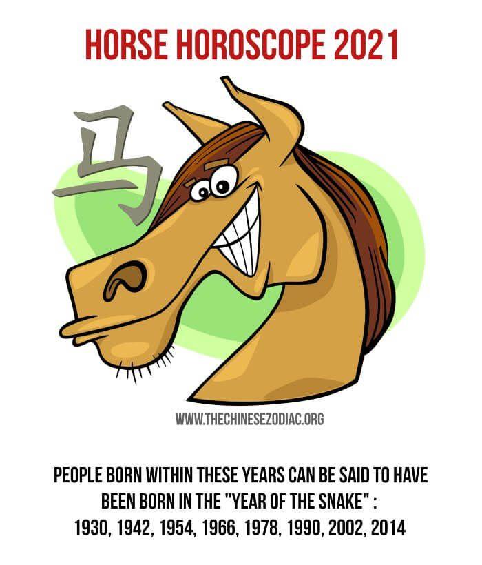 Horse Horoscope 2021 Horoscope Year Of The Horse Horses