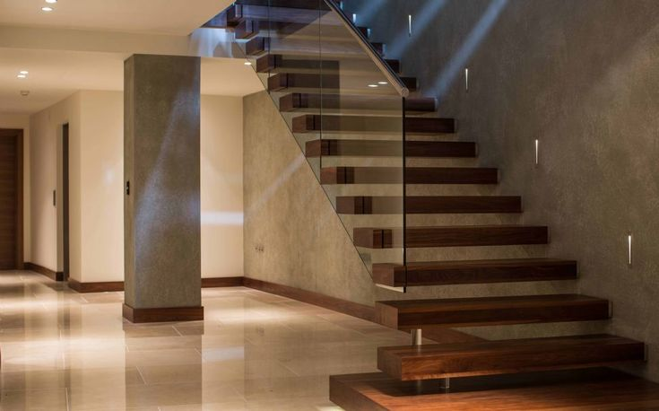 Best Cantilever Staircase Google Search Modern Staircase 400 x 300