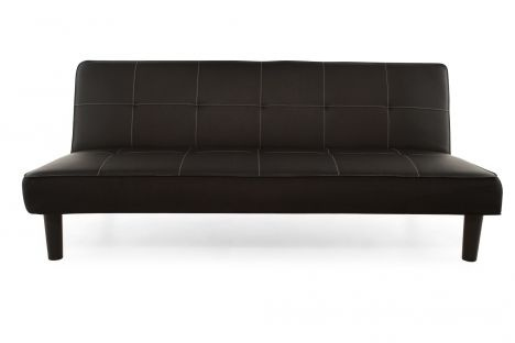 Ashley Vito Black Flip Flop Sofa