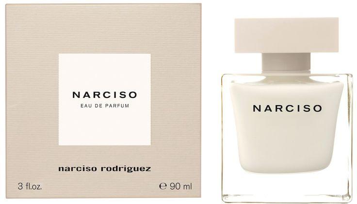 Narciso Rodriquez Narciso eau de parfum spray is de geur van het mysterie van de aantrekkingskracht. Wanneer de charme van hout samenkomt met de verfijnde vrouwelijkheid van een boeket witte bloemen.  Narciso behoort tot de groep houtachtige, bloemige, muskusachtige geuren. Topnoten: Bulgaarse roos en gardenia Hartnoot van muskus Basisnoten: wit en zwart cederhout, vetiver