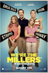We're The Millers Movie Poster >> Curta nossa página: https://www.facebook.com/Wasi.Idiomas.Oficial