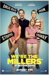 We're The Millers Movie Poster >> Curta nossa página: https://www.facebook.com/Wasi.Idiomas.Oficial